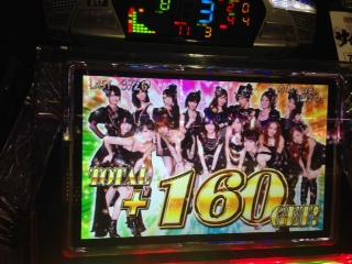 スロット稼働日記AKB48