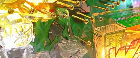サイボーグ009VSデビルマン,止め打ち,電チュー,アタッカー,スルー009vsdeviltomeuti18030504