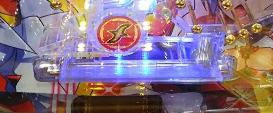CRF戦姫絶唱シンフォギア,止め打ち,単発打ち,ボーダーライン,symphogeartomeuti181207attacker