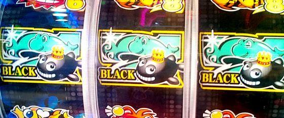 ドラム海物語ブラック,止め打ち,drumumimonogartariblack159tomeuti012