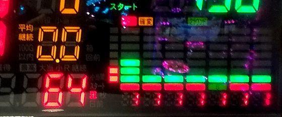 ゾンビリーバボー, 潜伏確変, 期待値, 止め打ち,ボーダー, モード, 朝一ランプ,zombieribabozekkyou19050802